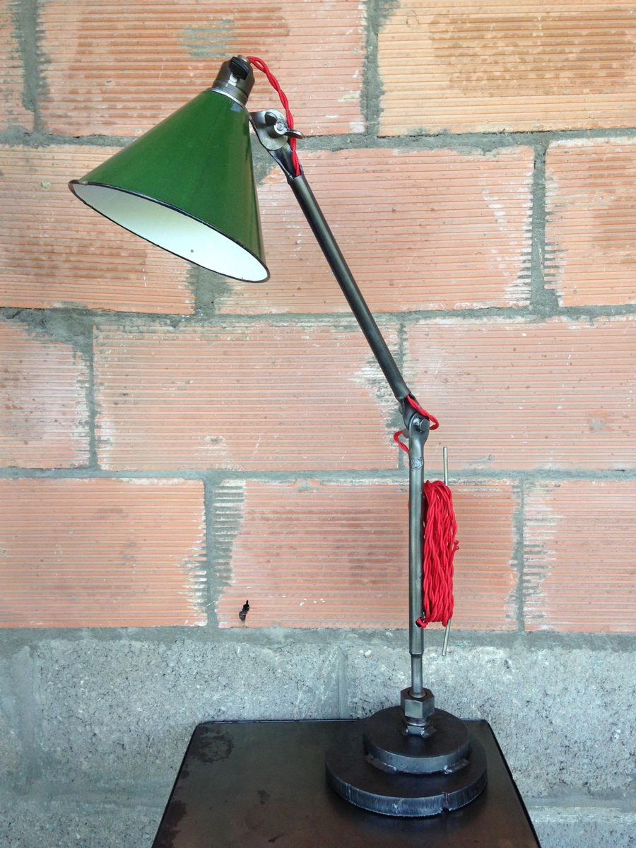 French vintage artisanal industrial lamp for sale at pamono - Lampe vintage occasion ...
