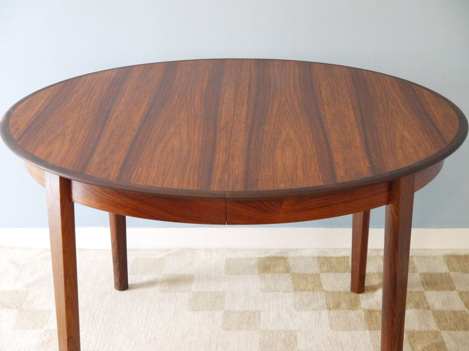 Rosewood Dining Table Danish Rosewood Dining Table From Skovby Mbelfabrik 1960s For
