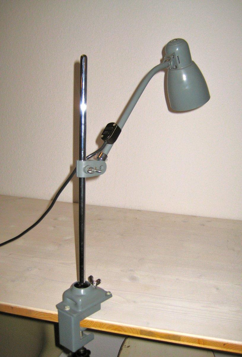 Deutsche Verstellbare Vintage Bauhaus 6729 Lampe Von Christian Dell Fr Kaiser Idell