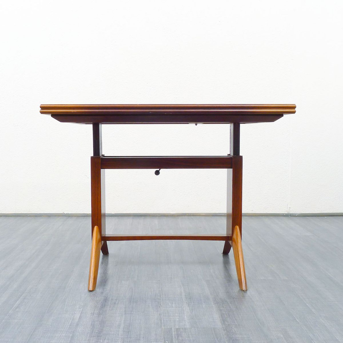 Rosewood coffee or dining table from wilhelm renz 1950s for sale at pamono Coffee table dining