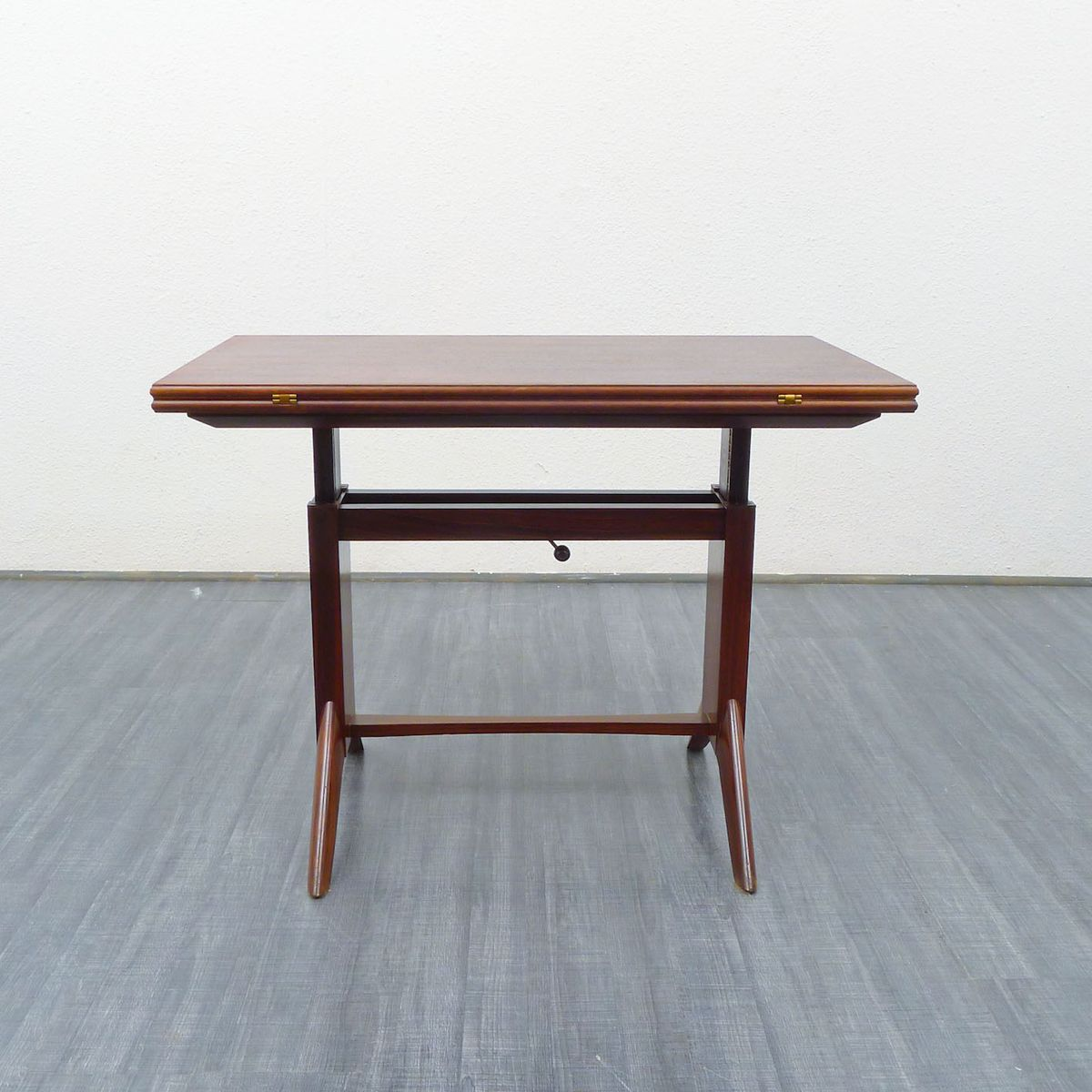 Rosewood Coffee Or Dining Table From Wilhelm Renz 1950s For Sale At Pamono