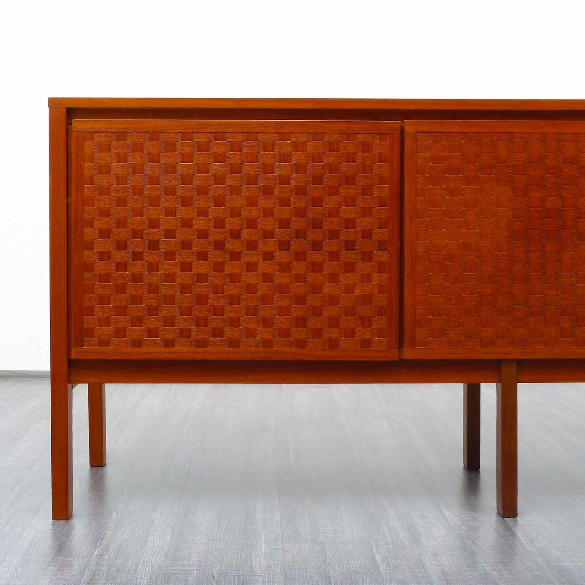 Danish style teak sideboard 1960s for sale at pamono for Sideboard 250 cm