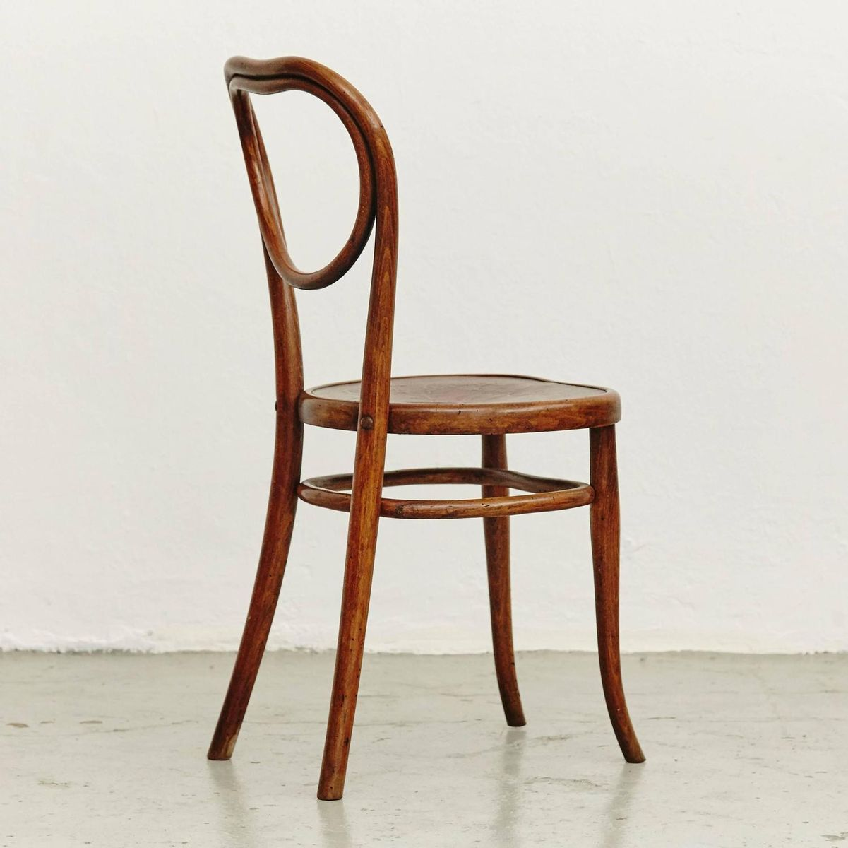 Vintage bent plywood thonet chair - Thonet Chairs For Thonet 1920s Set Of 2 For Sale At Pamono