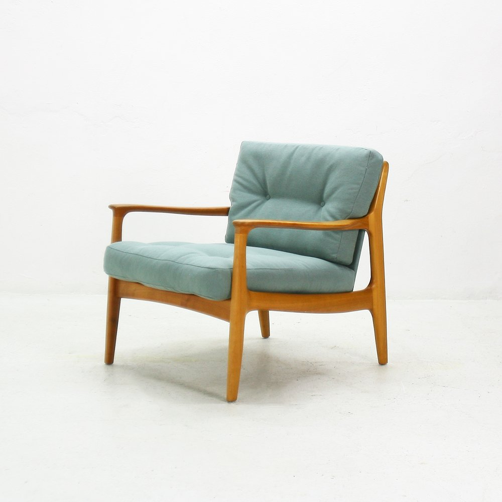 Cherry Easy Chair From Eugen Schmidt 1960s For Sale At Pamono
