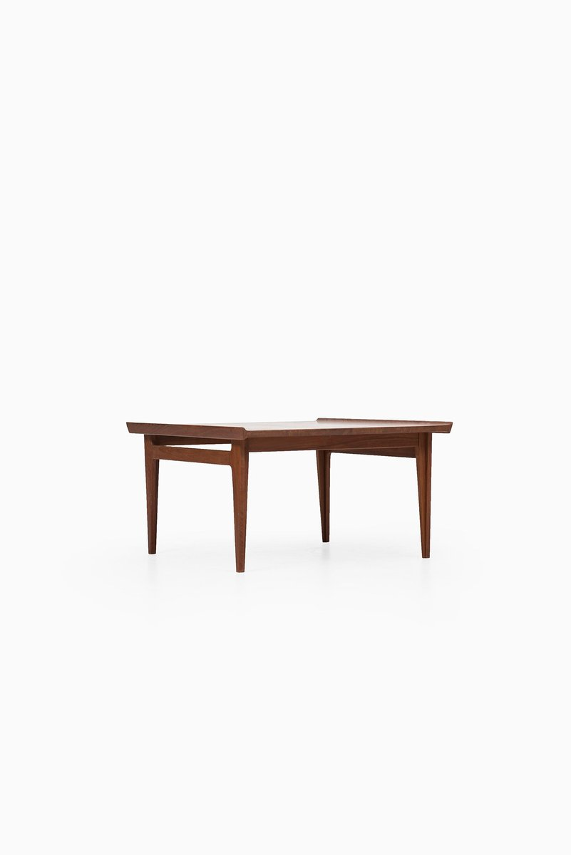 Danish 533 teak coffee table by finn juhl for france sn 1959 danish 533 teak coffee table by finn juhl for france sn 1959 for sale at pamono geotapseo Images