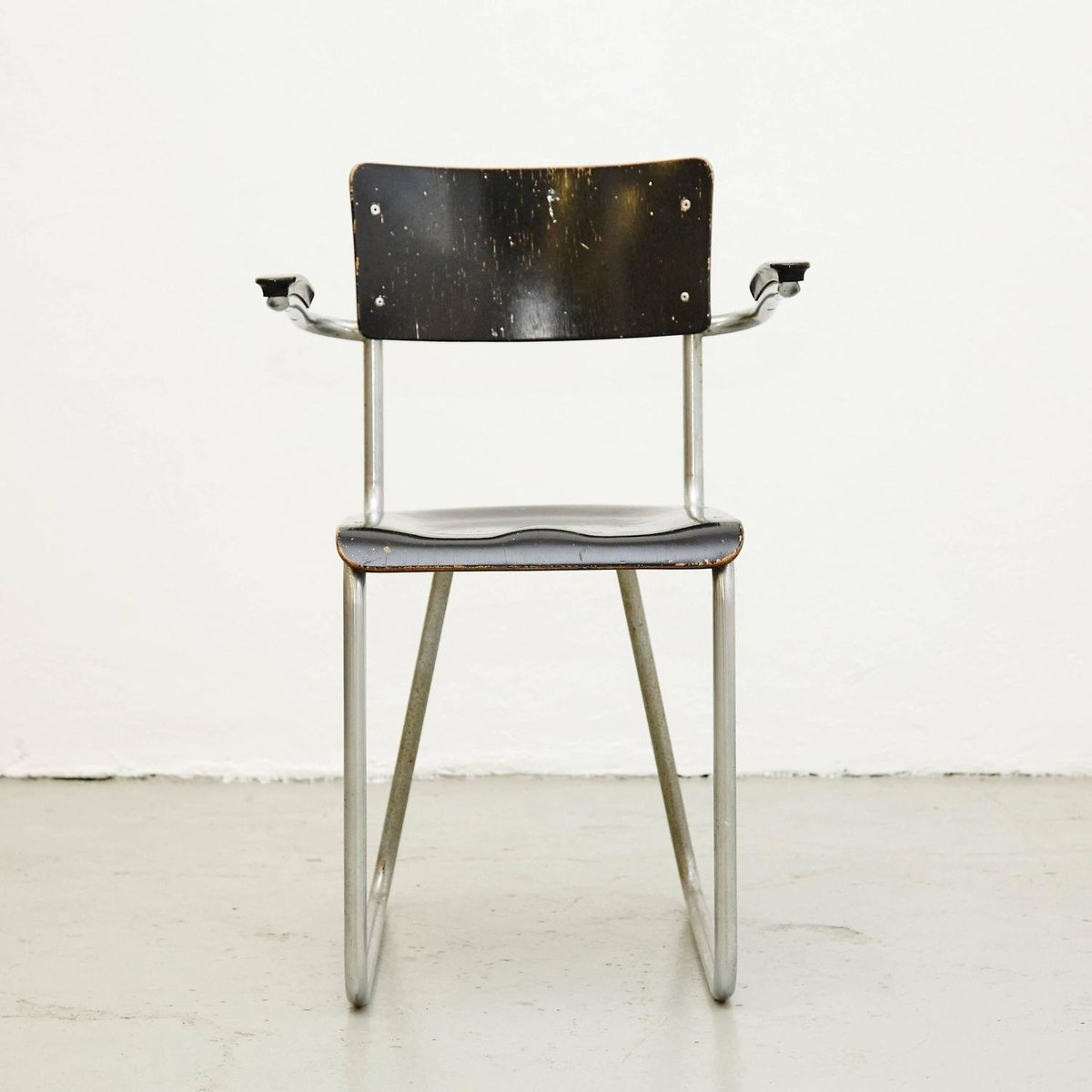 Dutch bauhaus chair 1930s for sale at pamono for Dutch design chair uk