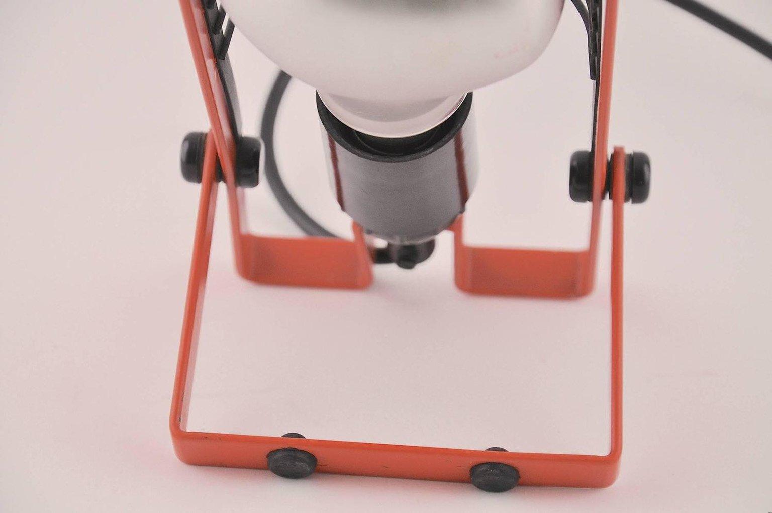 kleine italienische tischlampe von ernesto gismondi 1960. Black Bedroom Furniture Sets. Home Design Ideas