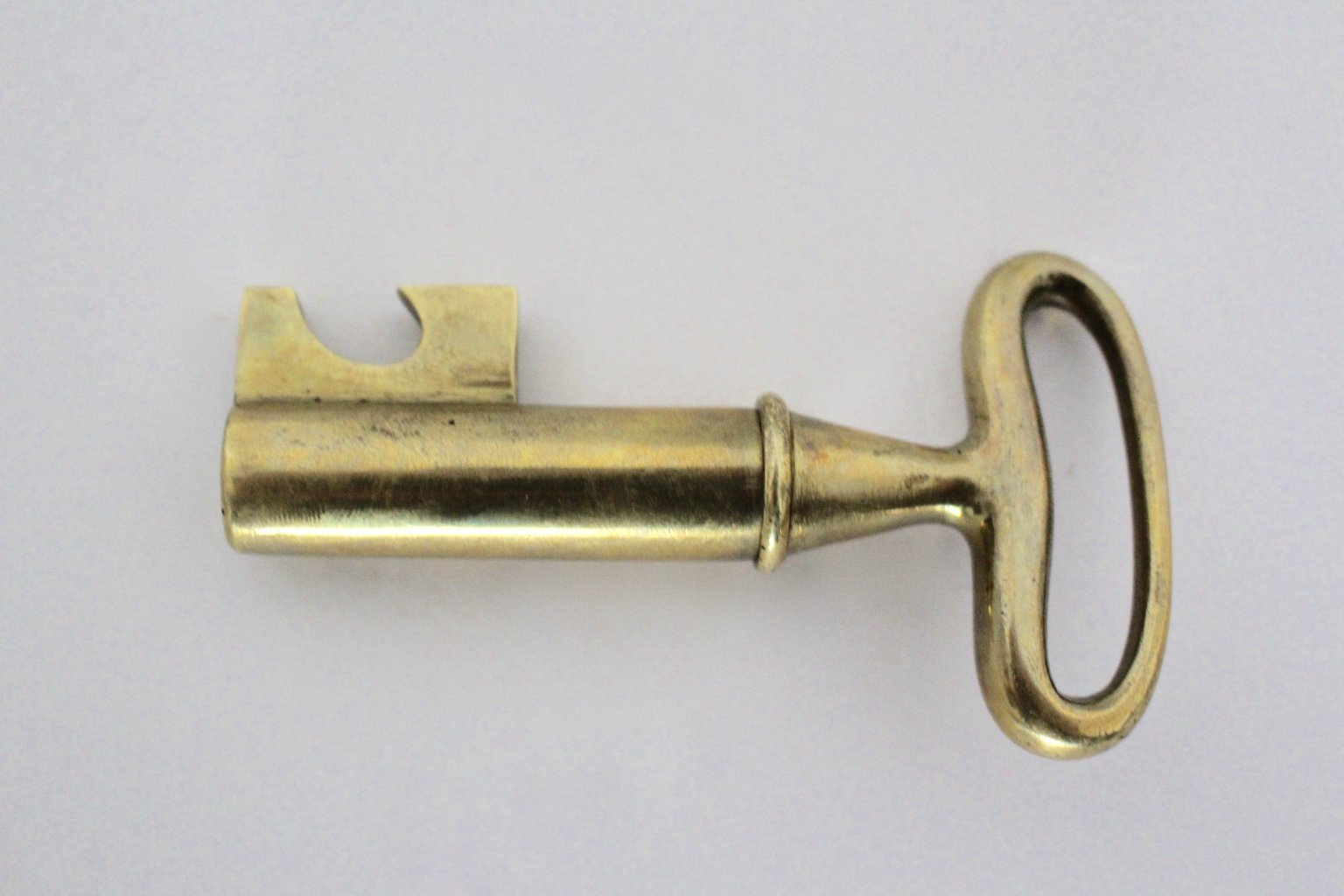 brass key bottle opener by carl aubck - Key Bottle Opener