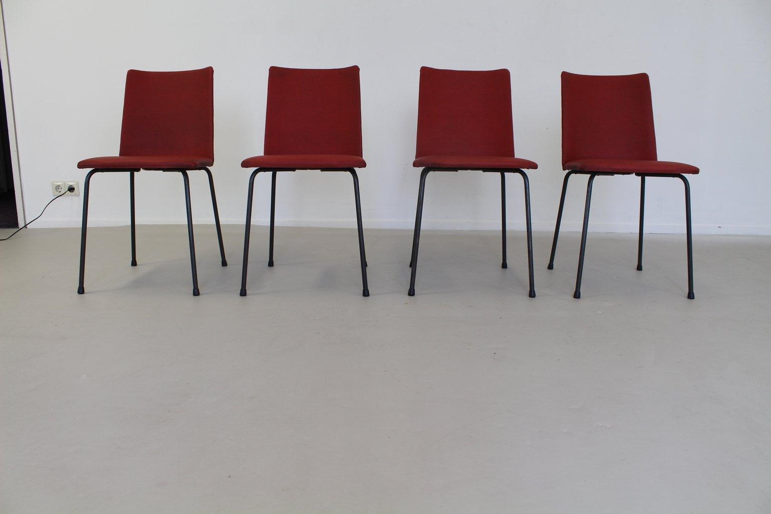 Dutch Kitchen Chairs By Hein Salomonsen For Ap Originals 1960 Set Of 4 For Sale At Pamono