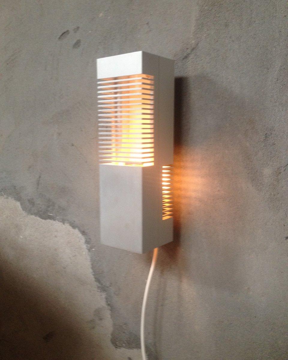 moderne wandlampen 4er set bei pamono kaufen. Black Bedroom Furniture Sets. Home Design Ideas