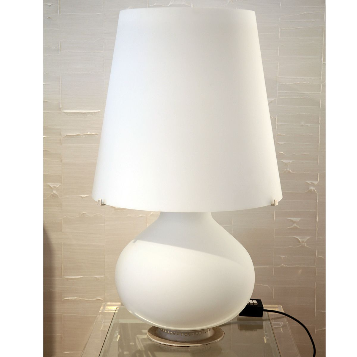 fontana 1853 1 tischlampe von max ingrand f r fontana arte 1950er bei pamono kaufen. Black Bedroom Furniture Sets. Home Design Ideas
