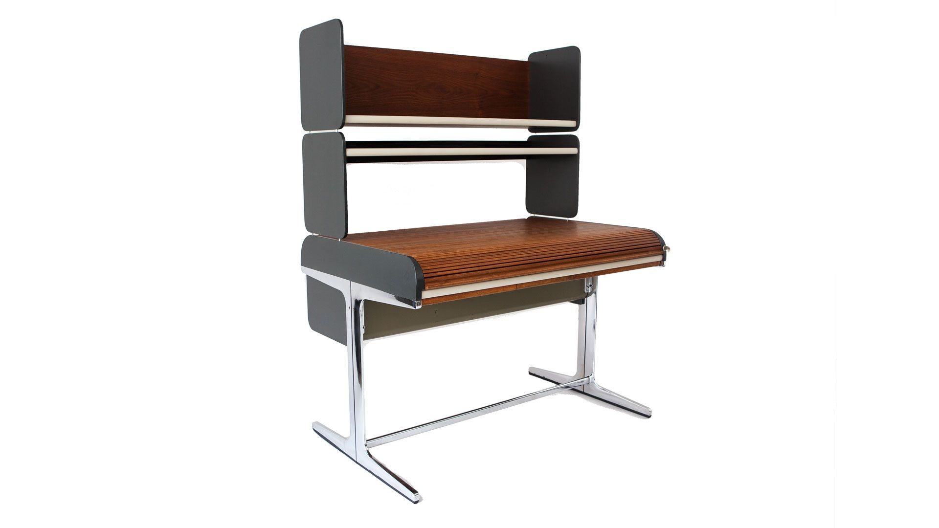 tall action office desk by george nelson for herman miller 1964 action office desk george