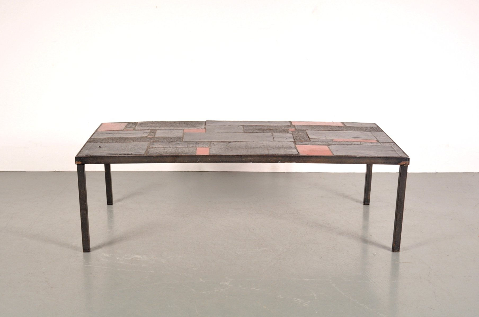 coffee table by pia manu for amphora 1960s for sale at pamono