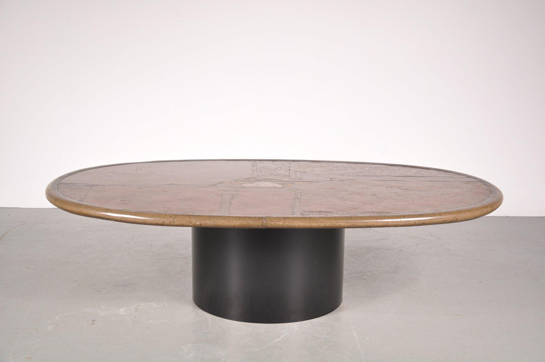 vintage stein couchtisch von paul kingma 1993 bei pamono. Black Bedroom Furniture Sets. Home Design Ideas