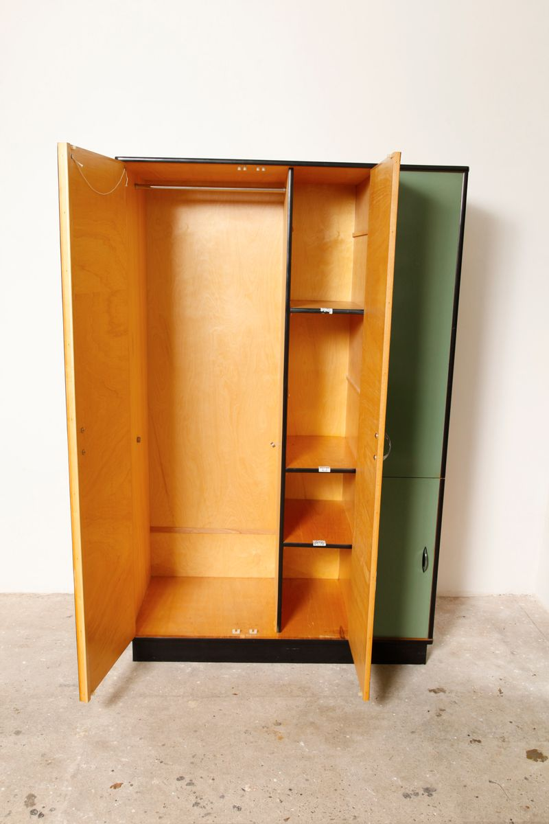 grand meuble industriel par jos de mey pour van den berghe. Black Bedroom Furniture Sets. Home Design Ideas
