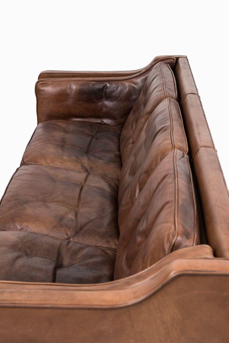 danish model 2213 sofa by b rge mogensen for fredericia. Black Bedroom Furniture Sets. Home Design Ideas