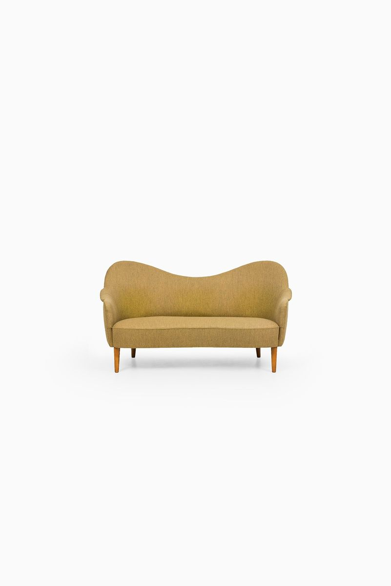 Samspel sofa by carl malmsten for o h sj gren for sale at pamono Carl malmsten sofa
