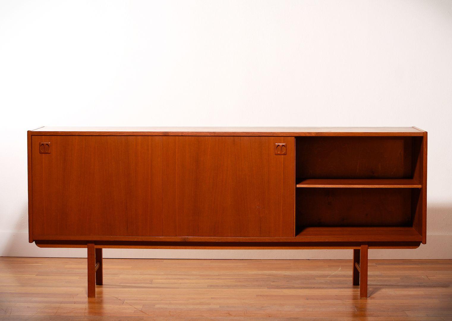 Schwedisches Sideboard von Erik Wörtz für Ikea, 1960er bei Pamono ...