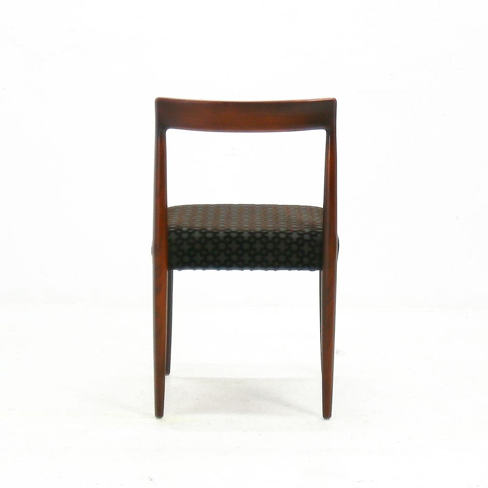 Rosewood Dining Chairs from L252bke 1960s Set of 5 for  : rosewood dining chairs from luebke 1960s set of 5 8 from www.pamono.com size 1000 x 1000 jpeg 352kB