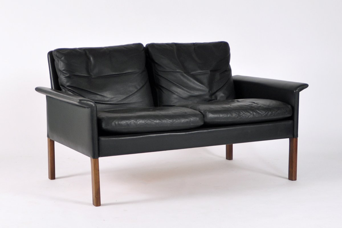 Mid Century Two Seater Sofa By Hans Olsen For Cc M Bler