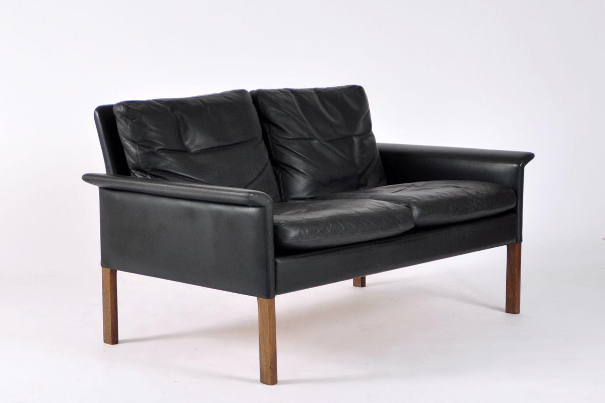 mid century zwei sitzer sofa von hans olsen f r cc m bler bei pamono kaufen. Black Bedroom Furniture Sets. Home Design Ideas