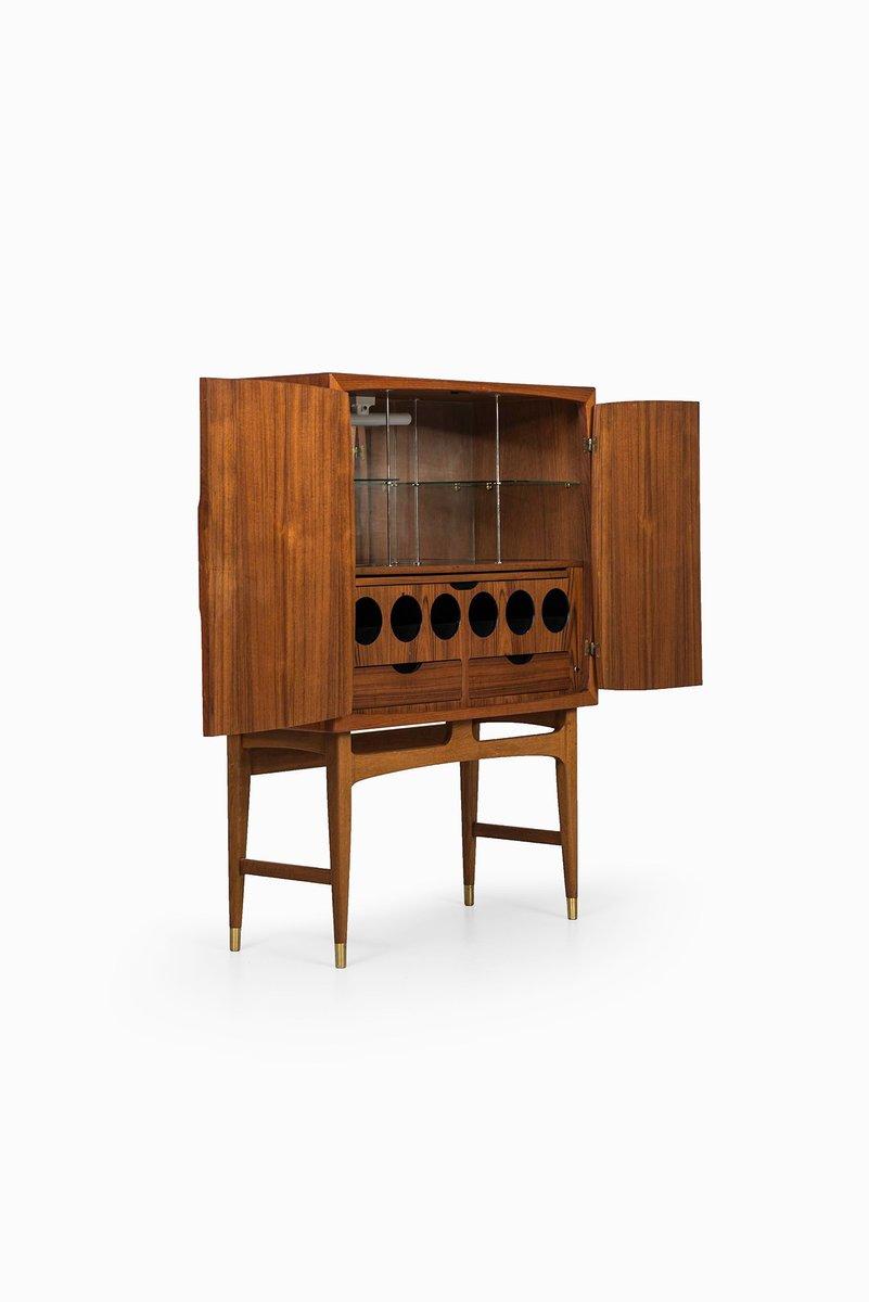 Bacchus bar cabinet by torbj rn afdal for mellemstrands for Sideboard 3 meter lang