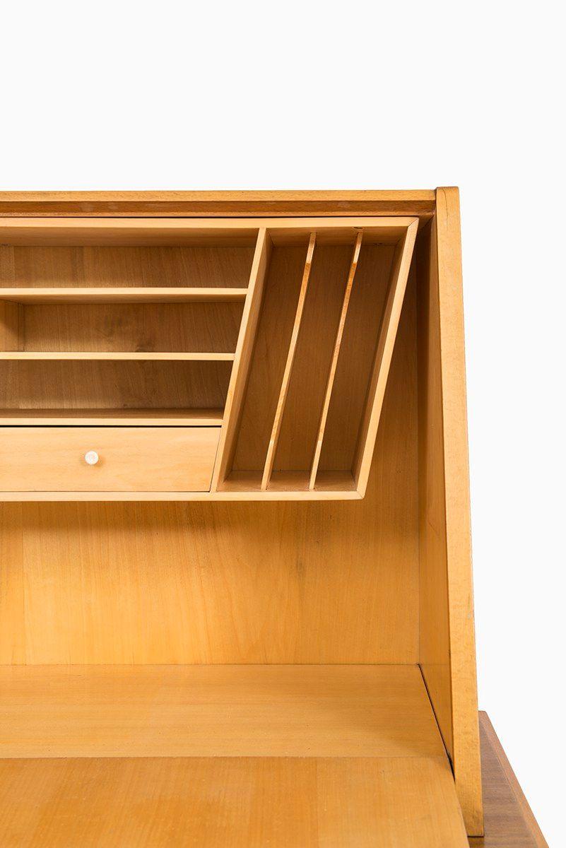 schwedischer mid century sekret r 1950er bei pamono kaufen. Black Bedroom Furniture Sets. Home Design Ideas