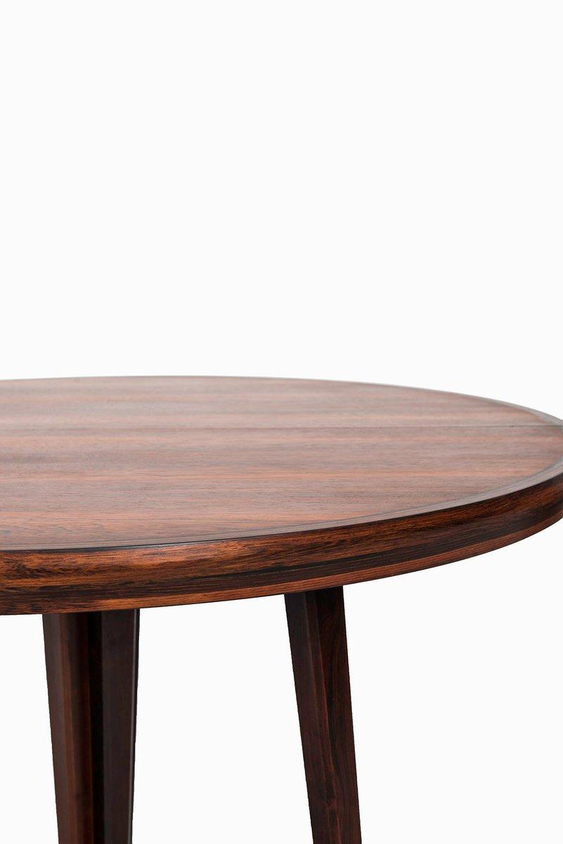 table de salle manger vintage par helge sibast pour. Black Bedroom Furniture Sets. Home Design Ideas