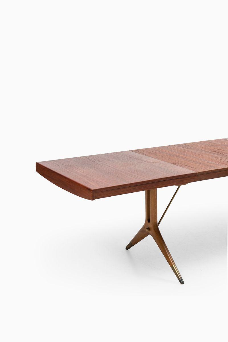 Model Napoli Table By David Rosn For Nordiska Kompaniet 1950s