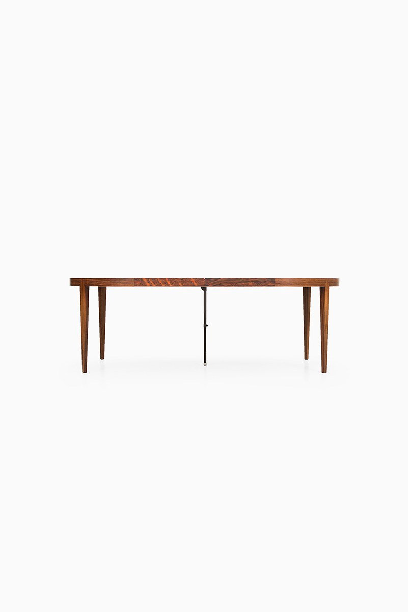 Rosewood Dining Table by Severin Hansen for Haslev  : rosewood dining table by severin hansen for haslev mobelsnedkeri 1960s 7 from www.pamono.com size 801 x 1200 jpeg 13kB