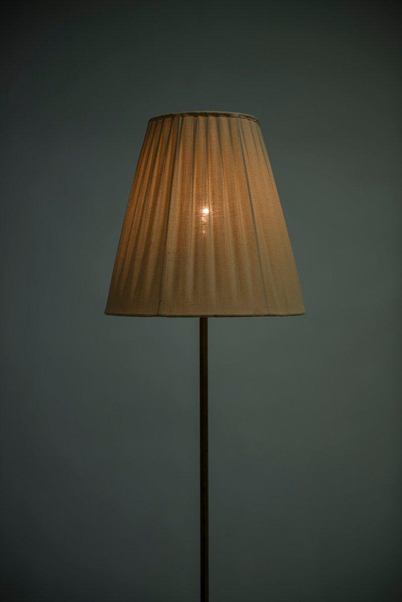 schwedische vintage stehlampe von stilarmatur bei pamono. Black Bedroom Furniture Sets. Home Design Ideas