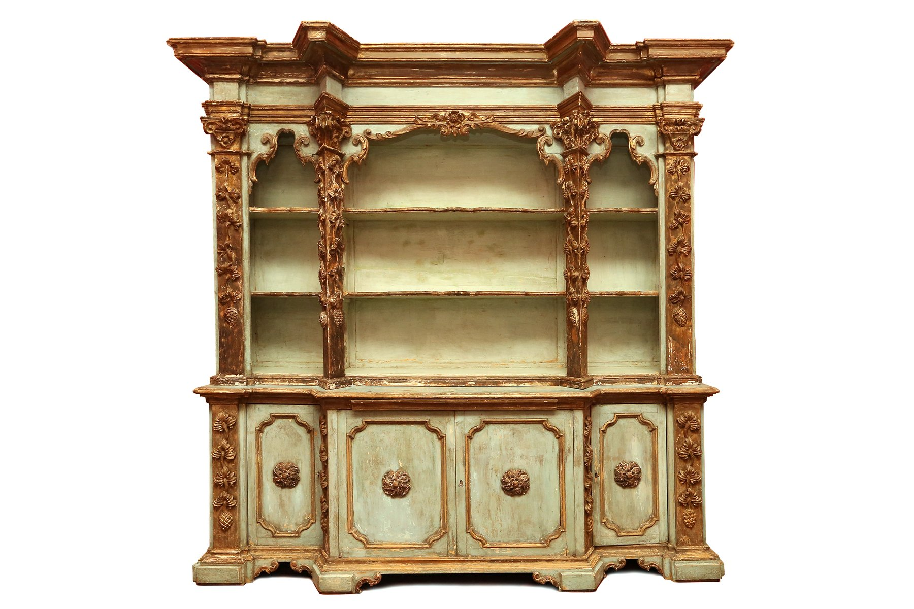 Italian cabinet 1800s for sale at pamono for Italian cabinets