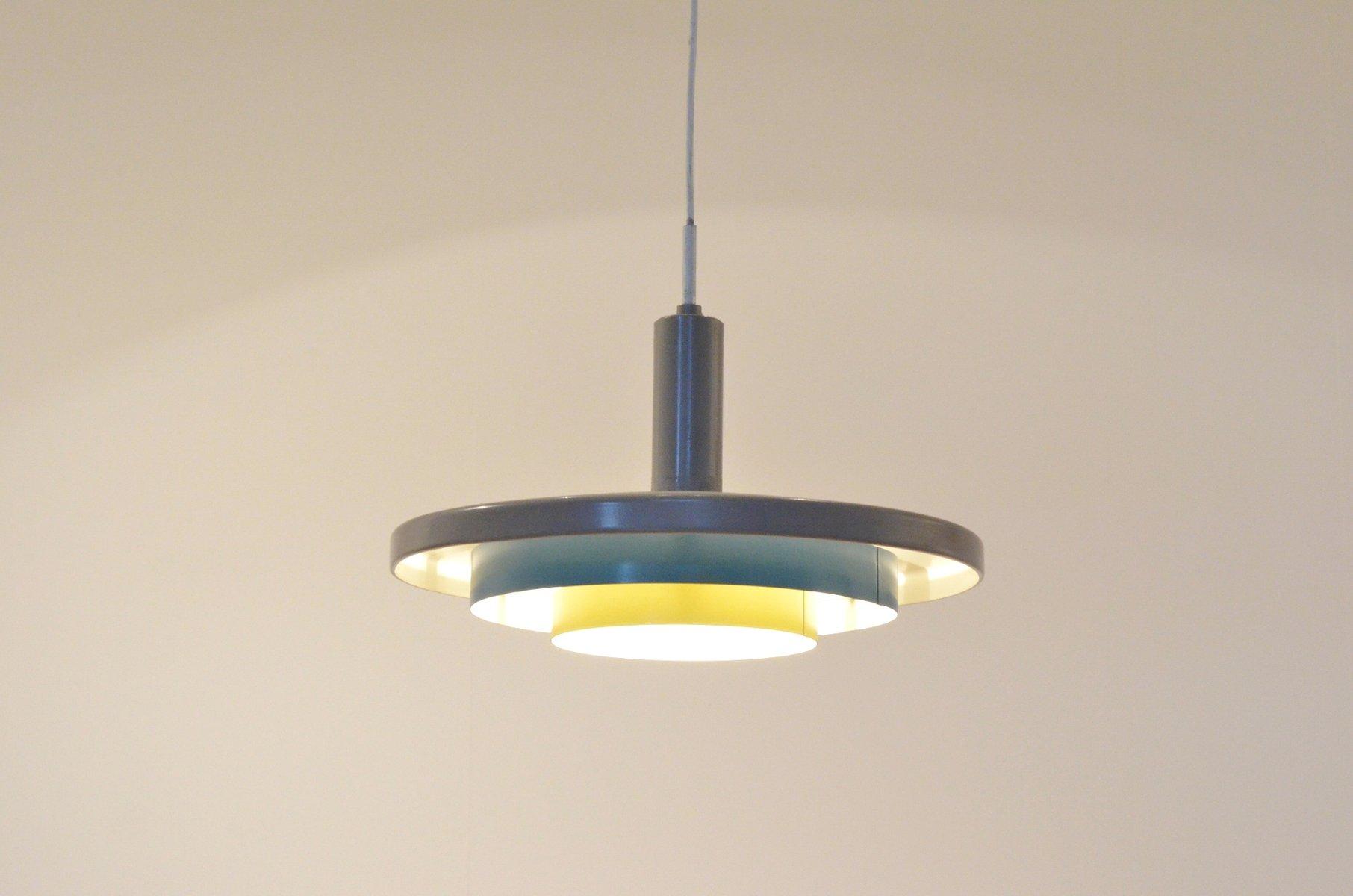 mid century modern nt23c 00 metal pendant light from. Black Bedroom Furniture Sets. Home Design Ideas