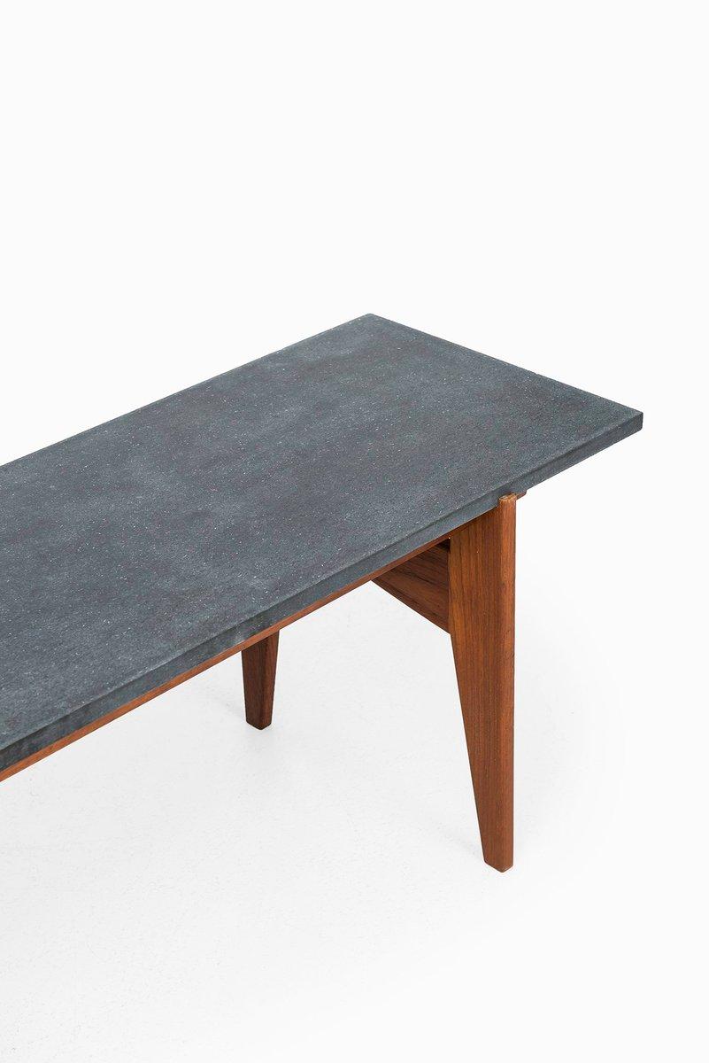 Black granite coffee table rascalartsnyc teak and black granite coffee table by hans agne jakobsson for geotapseo Image collections