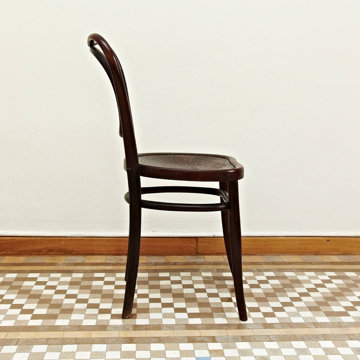 bentwood chair from jj kohn 1890s