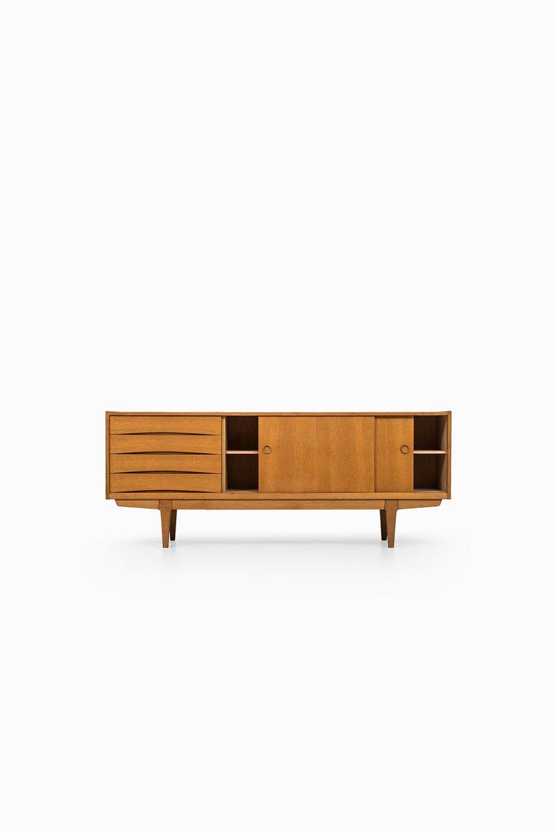 schwedisches ulv sideboard von erik w rts f r ikea. Black Bedroom Furniture Sets. Home Design Ideas