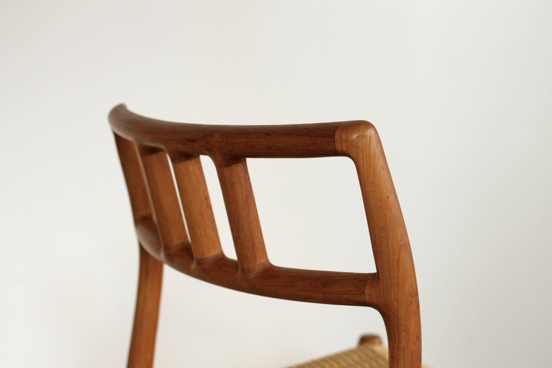 Mid Century Model 79 Chairs By Niels O Moller For J L Mollers Mobelfabrik