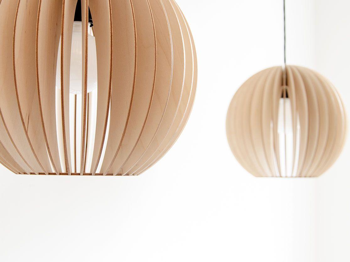 AION Birch Pendant Light By Paul Girardet For Iumi