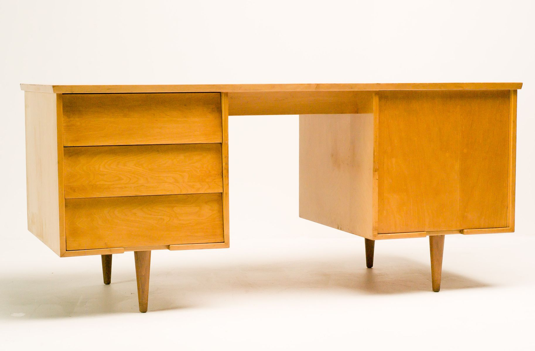 Desk By Florence Knoll For Knoll International 1950s For Sale At Pamono
