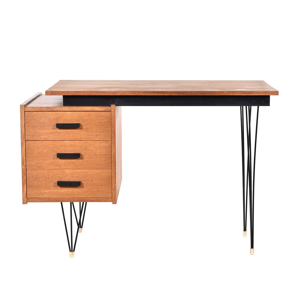 Dutch small writing desk by cees braakman for pastoe