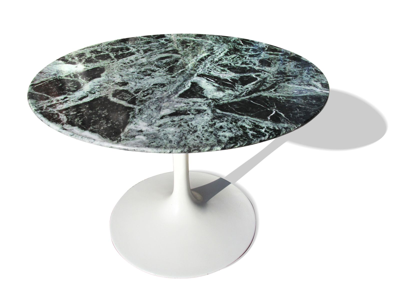 Italian Marble Coffee Table French Green Alpine Italian Marble Coffee Table By Eero Saarinen