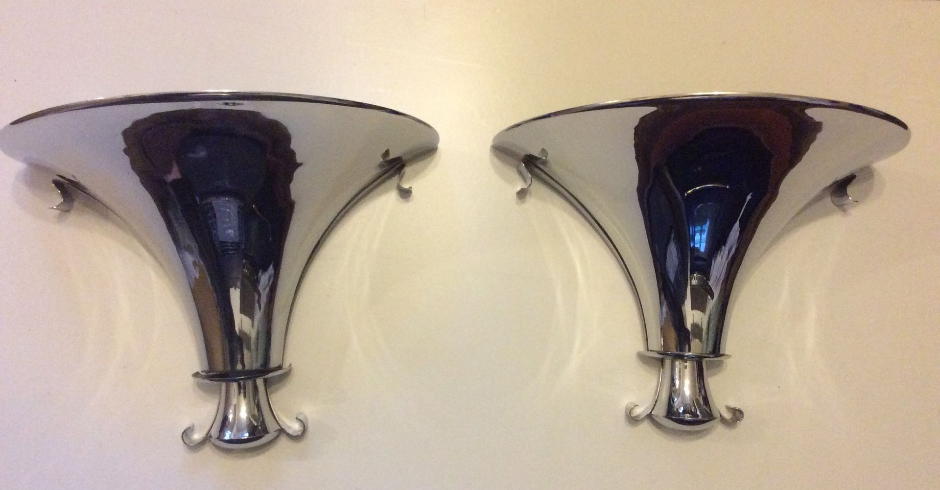 Art Deco Wall Sconce from Claridges Hotel London for sale at Pamono