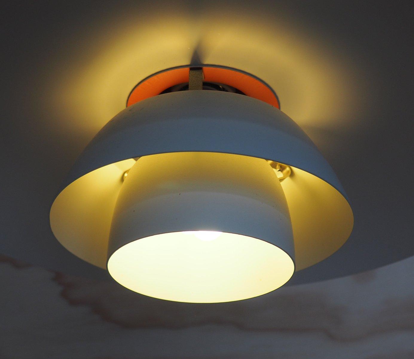 ph 4 3 h ngelampe von poul henningsen f r louis poulsen bei pamono kaufen. Black Bedroom Furniture Sets. Home Design Ideas