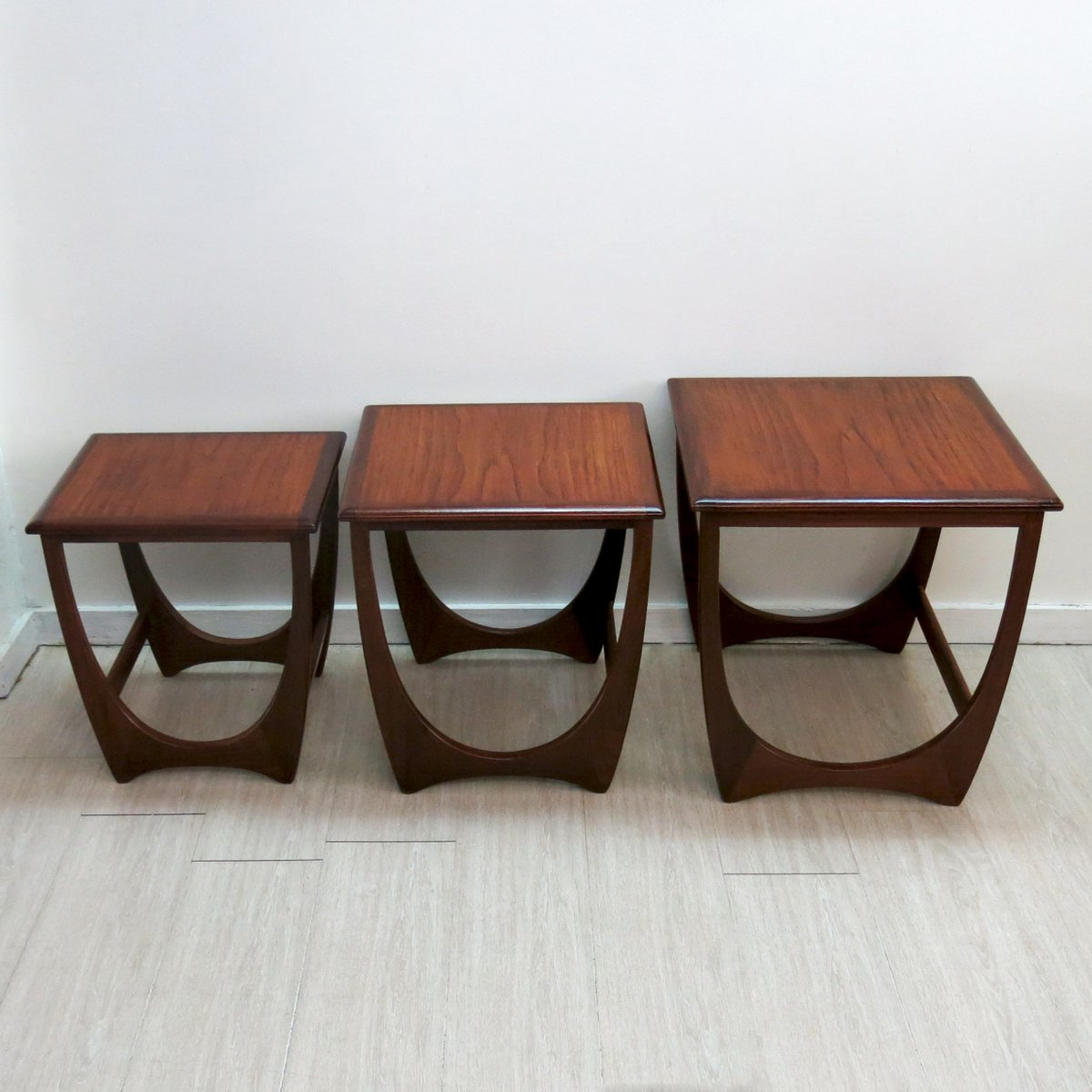 astro satztische aus afrikanischem teak von g plan 1960er. Black Bedroom Furniture Sets. Home Design Ideas