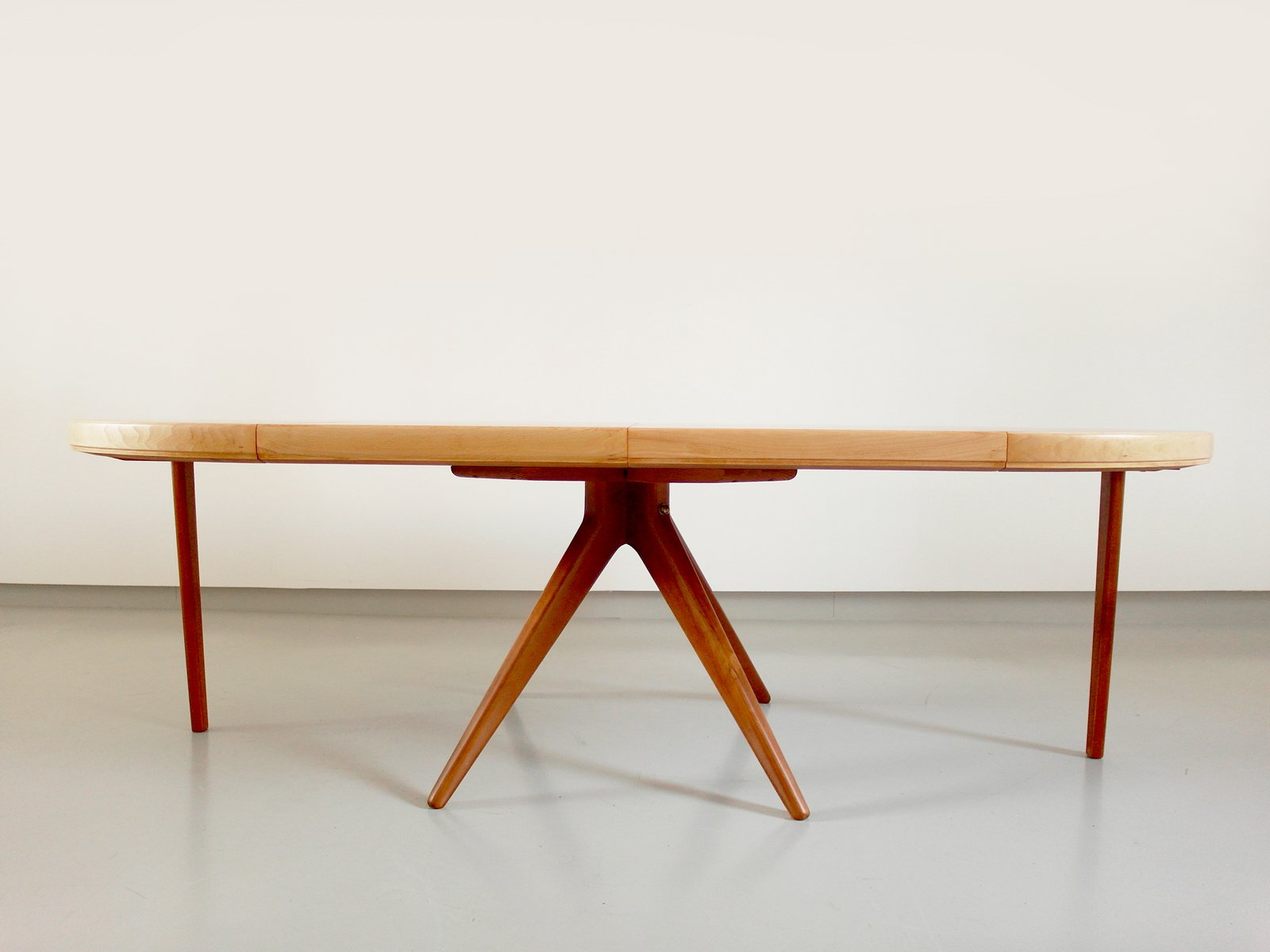 Futura Extendable Dining Table by David Rosén for Nordiska