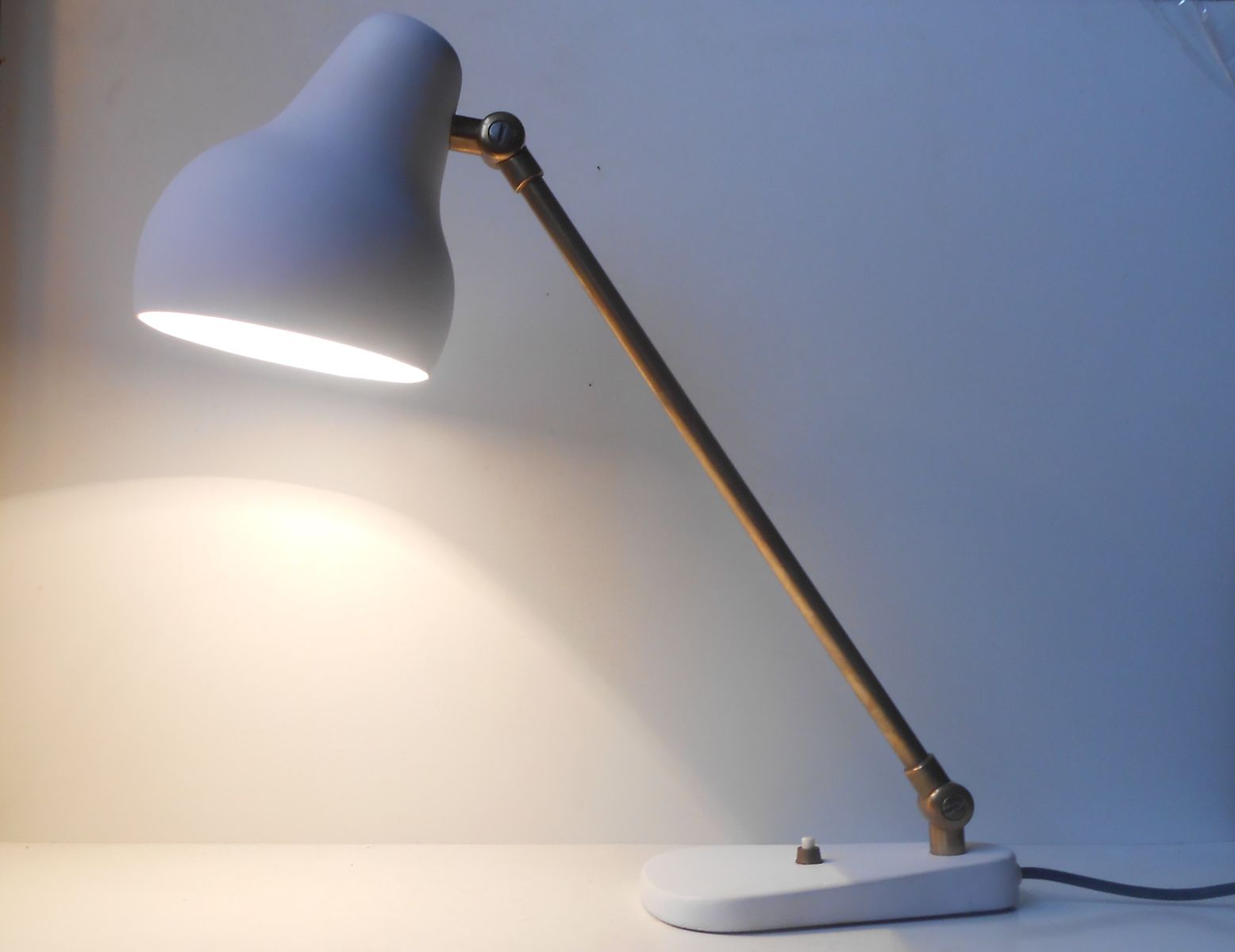Poulsen Lampe – AsTriC