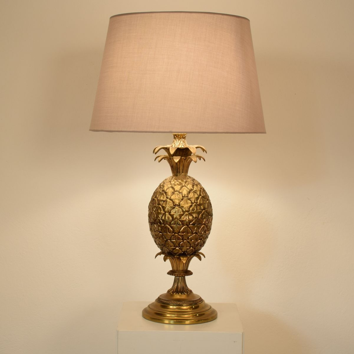 German Pineapple Lamps 1950s Set Of 2 For Sale At Pamono