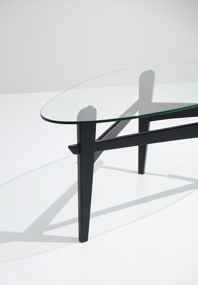 Osaka Coffee Table By Emiel Veranneman 1950s For Sale At