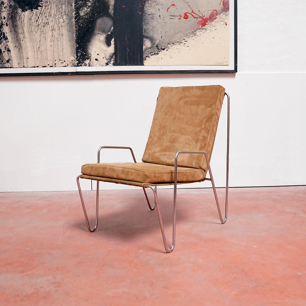 Vintage bachelor stuhl von verner panton f r fritz hansen for Design stuhl panton