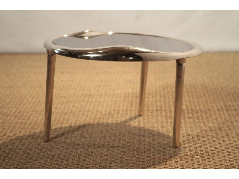 Vintage Plexiglass Side Table, 1980s 4. $695.00. Price Per Piece
